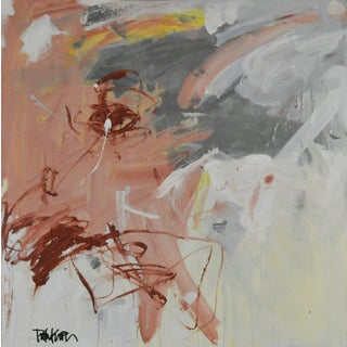 Cools & Warms Original Abstract Painting by Robbie Kemper