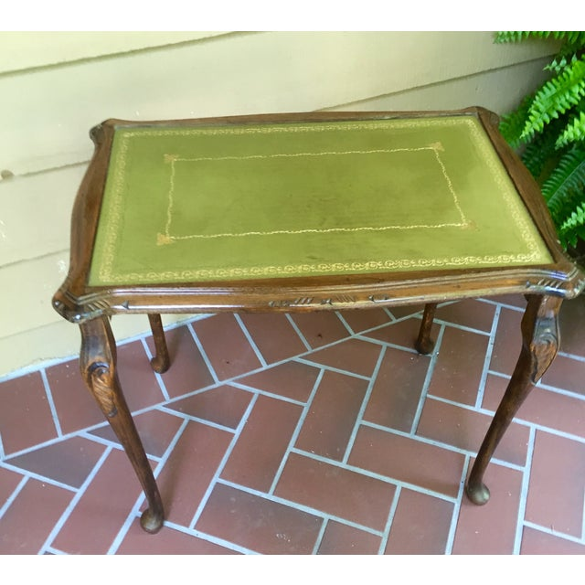 French Walnut Nesting Tables - A Pair - Image 4 of 11