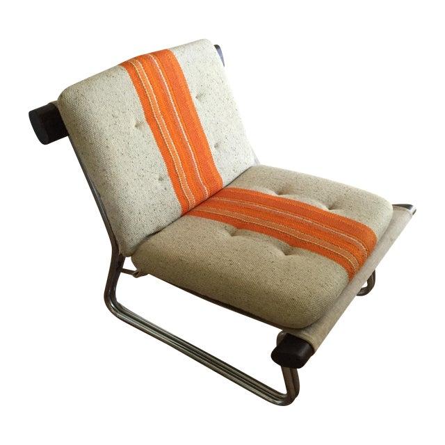 1970 Danish Modern Lounge Chair - Image 1 of 11