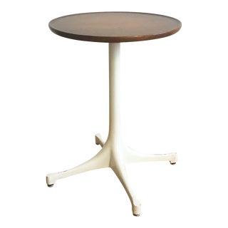 Vintage George Nelson for Herman Miller Swag Leg Pedestal Table