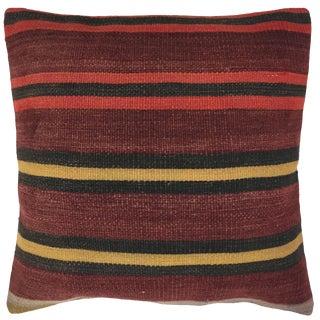 "Vintage Kilim Pillow | 24"""