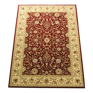 Vines Traditional Floral Rug - 8' x 11'