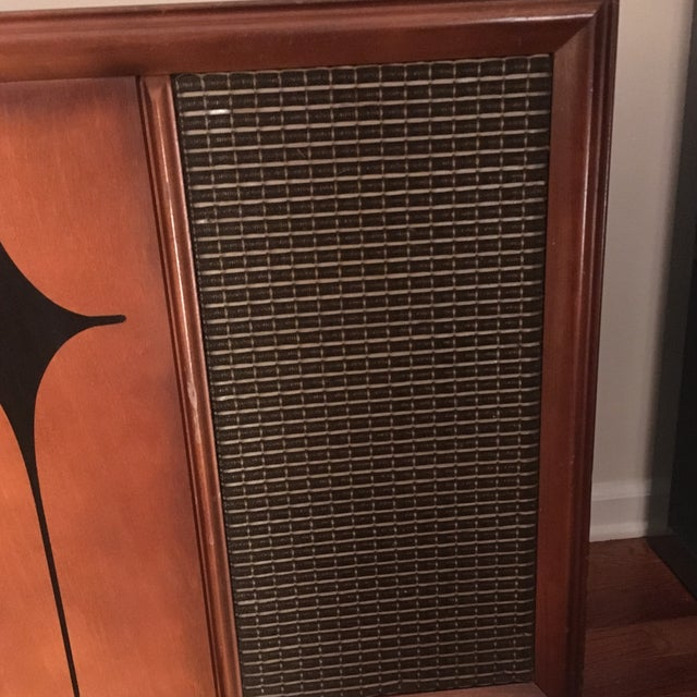 Vintage RCA Record Player Console - Image 4 of 10