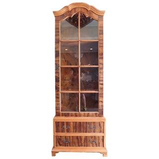 Antique Italian Display Cabinet