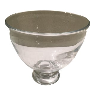 Simon Pearce Cavendish Centerpiece Bowl