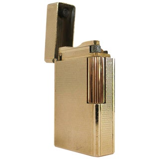 S.T. Dupont Line 1 Pocket Lighter