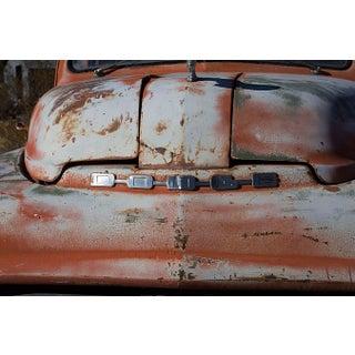 Rusty Truck Hood Photograph by Armando Arorizo