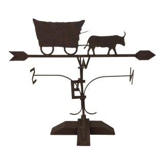 19th Century American Weathervane