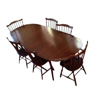 Hitchcock Dining Room Set