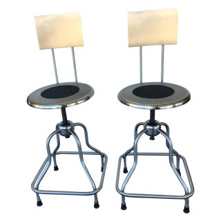 Precision Counter Stools - Pair