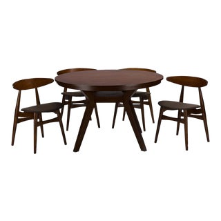 Flamingo 5-Piece Dining Set