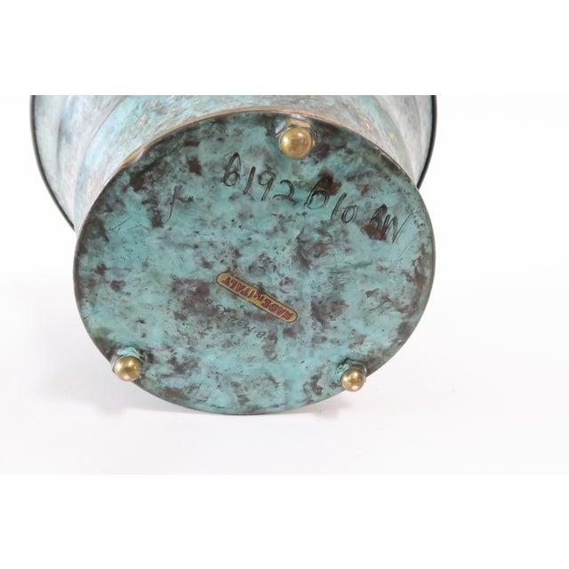 Vintage Italian Bronze Vase - Image 7 of 7