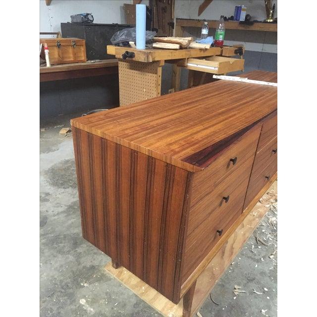 Mid-Century Mahogany Lane Dresser - Image 4 of 8