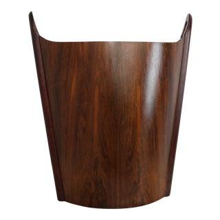 P.S Heggin Norwegian Rosewood Waste Basket