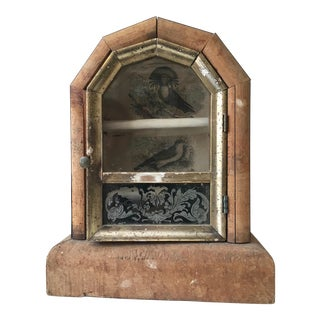 Handmade Wooden Showcase Display Cabinet