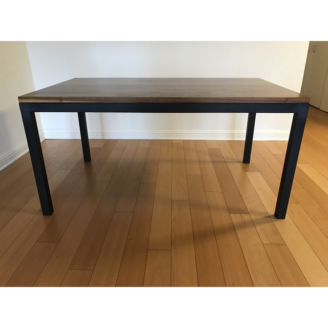 Parsons Dining Room Table: Room & Board Parsons Dining Table
