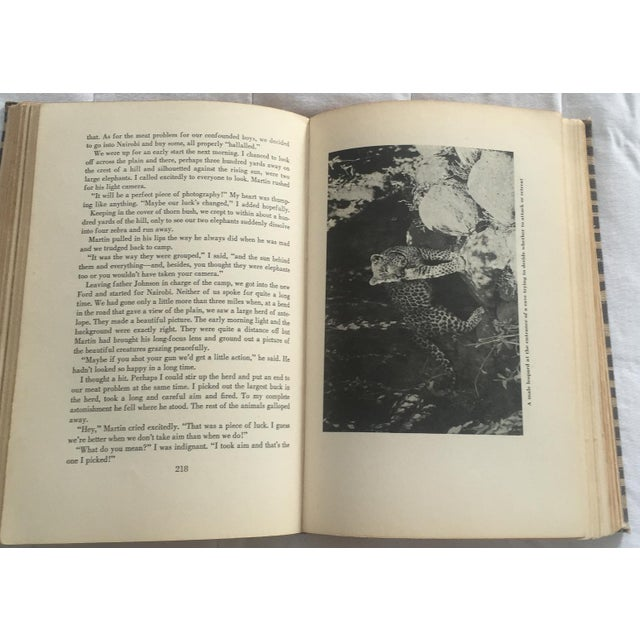 1940 I Married Adventure, Zebra Bound Display Book - Image 8 of 10
