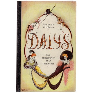 1944 'Daly's: The Biography of a Theatre' Hardcover