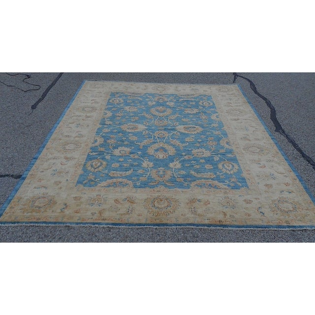 Oushak Design Hand Woven Oriental Rug - 8' X 11' - Image 2 of 11