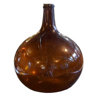 French Handblown Wine Vessel