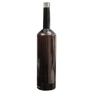 Chocolate Brown Colored Bottle
