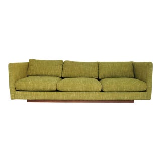 Milo Baughman for Thayer Coggin Floating Sofa