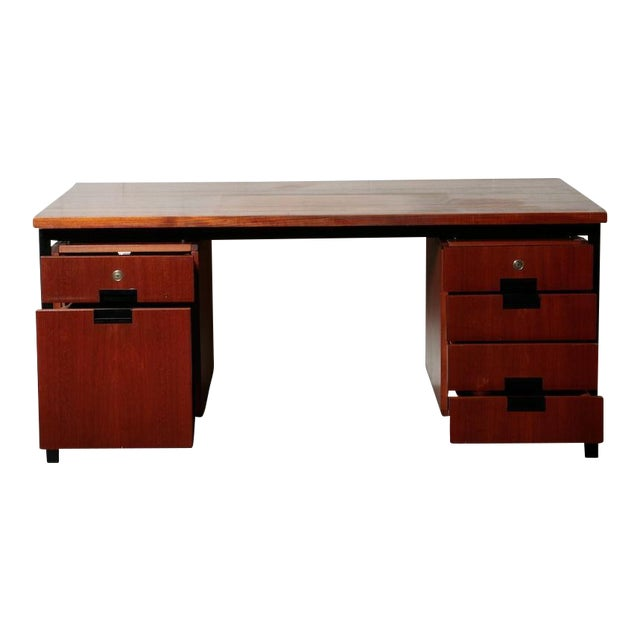 Image of Cees Braakman Japanese Series Desk for UMS Pastoe