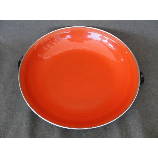 Enameled Steel Saute Pans - Set of 4 - Image 3 of 11