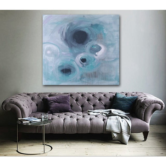 'MiRACLE' Original Abstract Painting - Image 2 of 5
