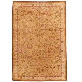 Antique English Axminster Carpet