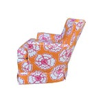 Image of Floral Club Chair