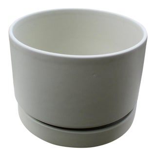 Modernist Arabia Finland Planter and Saucer Drip Pot