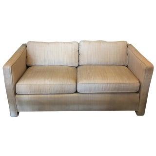 Vintage Tuxedo Sofa