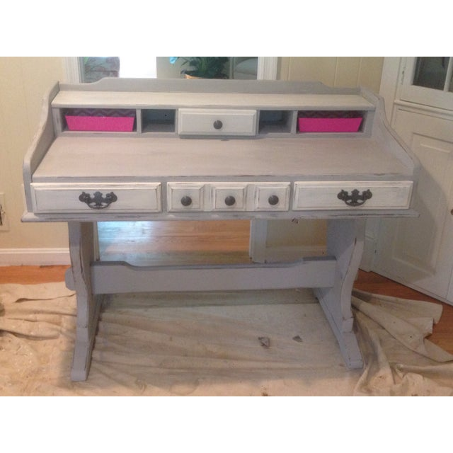 Antique Young Hinkle Desk - Image 2 of 9