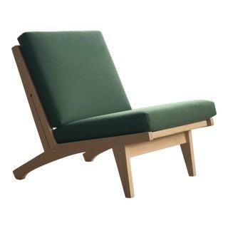 Hans Wegner Easy Chair Model GE370 for GETAMA, 1960s