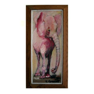 Pink Elephant by Jack Cooley