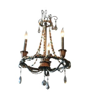 John Richard Pearl Chandelier