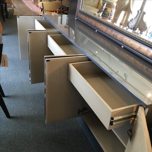 Modern Metallic Lacquer Sideboard - Image 6 of 10