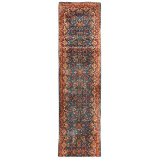 Antique Persian Kerman Runner