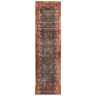 Antique Persian Kerman Runner