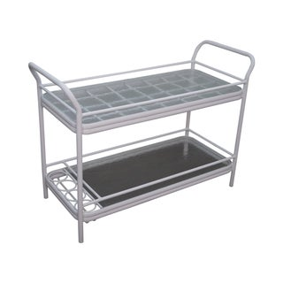 Brown Jordan Aluminum 2 Tier Patio Server