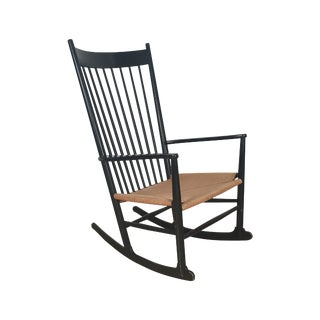 Hans Wegner J 16 Rocking Chair
