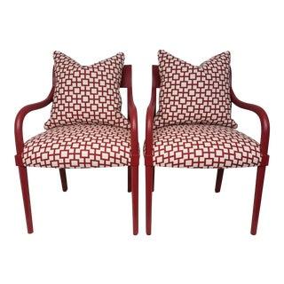 Edward Axel Roffman Chairs- A Pair