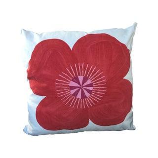 Custom Osborne & Little Floral Pillow