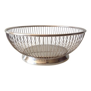 Gorham Silverplate Bread Basket