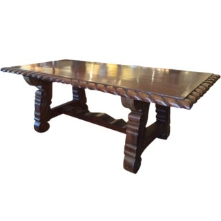 Arte de Mexico Mesquite Feasting Table