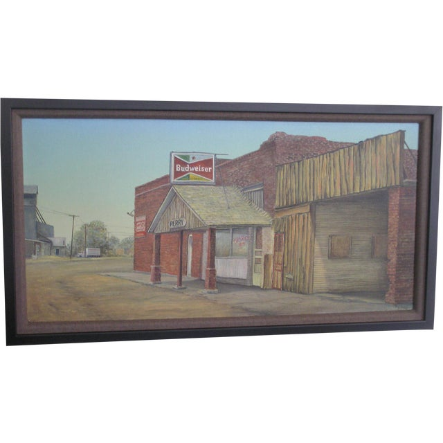 Dyckie Wallace Original Painting, 1950's - Image 1 of 4