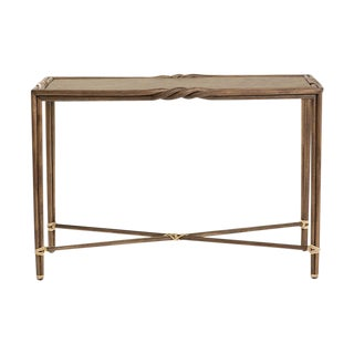 New Rustic Twist Console Table