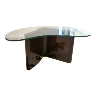 Art Deco Boomerang Cocktail Table