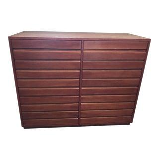 Sligh Furniture Mid-Century Modern Dresser